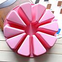 levne Formy na dorty-1ks Silica gel Rozkošný Tvůrčí kuchyně Gadget Udělej si sám Dorty Pro kuchyňské náčiní Formy na dorty Nástroje na pečení
