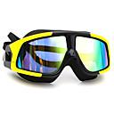 זול Swim Goggles-משקפי שחייה נגד ערפל אנטי-UV עמיד בפני שחיקה שחייה אנטי החלקה שיקוף PC PC לא תקף Others
