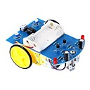 hesapli Kitleri-D2-1 akıllı takip hattı akıllı araç kiti tt motor elektronik diy kiti