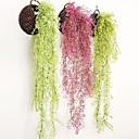 זול פרחים מלאכותיים-פרחים מלאכותיים 1 ענף קלאסי ארופאי פסטורלי סגנון צמחים פרחים נצחיים פרחים לקיר