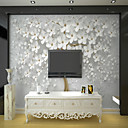 povoljno Zidne tapete-bijelo bogato drvo pogodno za tv pozadinu zidne tapete murali dnevna soba caffe restoran spavaća soba ured xxxl (448 * 280cm)