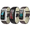 זול חכמים wristbands-ak12 שעון חכם BT 4.0 כושר גשש תמיכה להודיע & קצב הלב לפקח תואם Samsung / huawei אנדרואיד טלפונים & iPhone