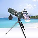 رخيصةأون تيليسكوب و منظار-LUXUN® 15-45 X 55 mm أحادي العدسات ضد الماء دقة عالية مكافحةالتزلج BAK4 الصيد الأداء Camping / Hiking / Caving PP+ABS