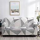 رخيصةأون غطاء-غطاء أريكة عصري طباعة متفاعلة بوليستر الأغلفة