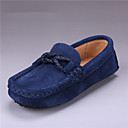 halpa Poikien kengät-Tyttöjen Mokkanahka Mokkasiinit Taapero (9m-4ys) / Pikkulapset (4-7 vuotta) Comfort Musta / Sininen Kesä