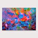 저렴한 벽걸이 태스킹-항으로 그린 유화 손으로 그린 - 추상적인 우아한 내부 프레임 포함