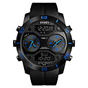 cheap Smartwatches-SKMEI®1355 Men Women Smartwatch Android iOS WIFI Waterproof Sports Long Standby Smart Color Gradient Stopwatch Alarm Clock Calendar Dual Time Zones Three Time Zones