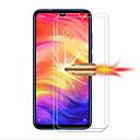 זול אביזרי בטיחות-XIAOMIScreen ProtectorXiaomi Redmi Note 7 (HD) ניגודיות גבוהה מגן מסך קדמי 2 pcs זכוכית מחוסמת