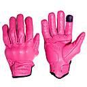 billiga LED-ljusslingor-breathable full finger handskar läder vindtät racing anti-slip par ridhandskar