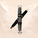 levne korektor & Contour-# Suché Přenosný / Lehká váha / přítelkyně dárek Ošetřovatelství / Kosmetika # Jednoduchý Jednoduchý / Bez vůně / Snadné přenášení Denní nošení Makeup Kosmetický