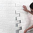 זול טפטים-מדבקות קיר דקורטיביות - מדבקות קיר מטוס צורות סלון