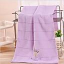 זול מגבת רחצה-איכות מעולה מגבת רחצה, אחיד כותנה טהורה חדר אמבטיה 2 pcs