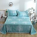 halpa Seinämaalaukset-Litteä levy - Polyesteri Herkkä tulostus Geometrinen 1 kpl tasainen lakana