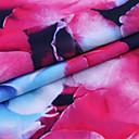 preiswerte Handwerk & Nähen-Trikot Blumen Muster 150 cm Breite Stoff für Bekleidung und Mode verkauft bis zum Meter
