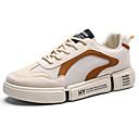 זול סניקרס לגברים-בגדי ריקוד גברים נעלי נוחות רשת קיץ נעלי אתלטיקה ריצה בז' / אפור / אדום