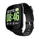 povoljno Smart Wristbands-A8 Muškarci Smart Satovi Android iOS Bluetooth Vodootporno Ekran na dodir Heart Rate Monitor Mjerenje krvnog tlaka Sportske EKG + PPG Brojač koraka Podsjetnik za pozive Mjerač aktivnosti Mjerač sna