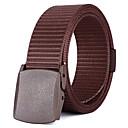 זול ערכות קיטור-חגורה צרה אחיד / קולור בלוק עבודה / בסיסי / סלסול עדין יוניסקס