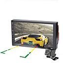 رخيصةأون مشغلات DVD السيارة-سيارة لاعب MP5 شاشة لمس إلى عالمي الدعم MPEG / AVI / MOV MP3 / WMA / WAV JPG