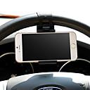 halpa Autojen korien koristelu ja suojaus-auton ohjauspyörä auton puhelimen pidike gps navigointikiinnike polkupyöräyksikkö ohjaustanko pidike vaimo kiinnike iphone samsung xiaomi huaiwei