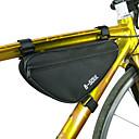 billige Bagagebærertasker-B-SOUL 1.8 L Taske til stangen på cyklen Triangle Frame Bag Bærbar Holdbar Cykeltaske Terylene Cykeltaske Cykeltaske Cykling Vejcykel Mountain Bike Udendørs