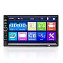 Недорогие DVD плееры для авто-7 дюймовый Автомобильный MP5-плеер Сенсорный экран для Универсальный Поддержка MPEG / AVI / MOV MP3 / WMA / WAV JPG