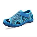 זול סנדלים לילדים-בנים / בנות נוחות סינטטיים סנדלים ירוק / כחול / ורוד קיץ