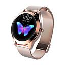 povoljno Komplet torbi-kw10 modni pametni sat žene lijep narukvica otkucaja srca monitor spavanje nadzor smartwatch povezivanje ios android