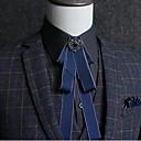 זול צמידי גברים-עניבת פפיון - אחיד מסיבה בגדי ריקוד גברים / בנים