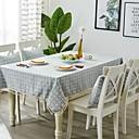 זול כיסויי שולחן-יום יומי קאנטרי סיבי פוליאסטר ריבוע כיסויי שולחן פסים מדפיס ידידותי לסביבה עמיד לחום לוח קישוטים
