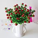 זול עוגיות כלי-1pc פשוט יצירתי מפעל סימולציה עציץ פרי עשיר מזל משרד פריס חדר מגורים עיטור צמח ירוק