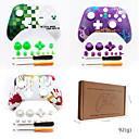 ieftine Accesorii Xbox 360-fata frontală până carcasă caz carcasă faianță pentru xbox un controler joc acoperă