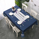זול כיסויי שולחן-עתיקה קאנטרי כותנה סיבי פוליאסטר ריבוע Cube כיסויי שולחן מפות שולחן פרחוני מעוטר מדפיס ידידותי לסביבה עמיד במים לוח קישוטים