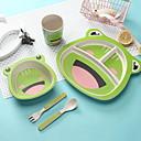 זול כלי אוכל-2 חלקים סטים לארוחות כלי אוכל Acetate יצירתי
