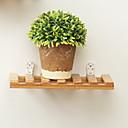זול תיק חיתולים-מצחיק קיר תפאורה עץ פסטורלי וול ארט, מדפים ומדפי קיר תַפאוּרָה