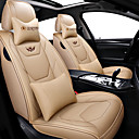 halpa Niskatuet autoon-hengittävä kesäauton tyynyn istuinpäällinen nahkajäätelö all inclusive neljä vuodenaikaa ympäröivillä / viidellä istuimella / yleismoottorin istuinpeite