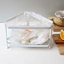 זול Racks & Holders-איכות גבוהה עם בַּרזֶל שקית אחסון של שקיות אשפה לבית / שימוש יומיומי / עבור כלי בישול מִטְבָּח אִחסוּן 1 pcs
