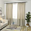 halpa Ikkunoiden verhot-Eurooppalainen yksityisyys One Panel Verho Makuuhuone   Curtains / Jakardi