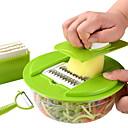 זול פתחים-פלדת אל חלד + פלסטיק מכונת חיתוך כלי מטבח בית כלי מטבח כלי מטבח כלים חדישים למטבח 3pcs