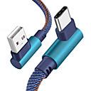 povoljno Kablovi i Punjač-tip-c podatkovni kabel punjač za samsung s8 / s9 / note 9/8 / xiaomi mi 8 / mi 6