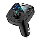 povoljno Auto Bluetooth set/Hands-free-muzili bt29 bluetooth 5.0 auto fm odašiljač qc3.0 usb punjač