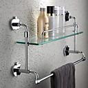 זול מדפי מקלחת-צדף לחדר האמבטיה יצירתי / רב שימושי עכשווי פליז 1pc מותקן על הקיר