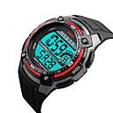 cheap Smartwatches-SKMEI®1203 Men Women Smartwatch Android iOS WIFI Waterproof Sports Long Standby Smart Alarm Clock Calendar Dual Time Zones