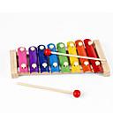 זול פיאות תחרה סינטטיות-תוף מרים פשוט יוניסקס ילדים תינוק צעצועים מתנות / עץ