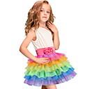 hesapli Dans kostümleri-Genç Kız Kostüm Genç Kız International Cadılar Bayramı Performans Kostümler Genç Kız Çocuk Dans Kıyafetleri Tül Tül