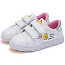billige Sneakers til børn-Drenge / Pige PU Sneakers Små børn (4-7 år) / Store børn (7 år +) Komfort Blå / Lys pink Forår / Efterår