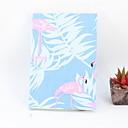 זול כיסויים-2019 חדש נייר חדש / כותנה סדרת פלמינגו פנקס פנקס / הערה הספר עבור בית הספר office מכתבים a5