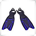 זול מסכות צלילה,שנורקלים וסנפירים-סנפירי צלילה להב ארוך רצועה מתכווננת צלילה שנרקול סיליקון נאופרן - ל ילדים