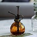 זול יין אביזרים-2pcs אגרטלים וסל זכוכית אגרטל שולחן