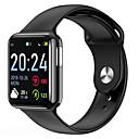 Недорогие Смарт-часы-V5 ЭКГ ppg spo2 умные часы артериальное давление кислорода спорт группа монитор сердечного ритма мужчины женщины smartwatch