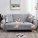 halpa Irtopäälliset-2019 uusi tyylikäs yksinkertaisuuspainatussohva kansi venyttää sohva slipcover super pehmeä kangas retro kuuma myynti sohva kansi